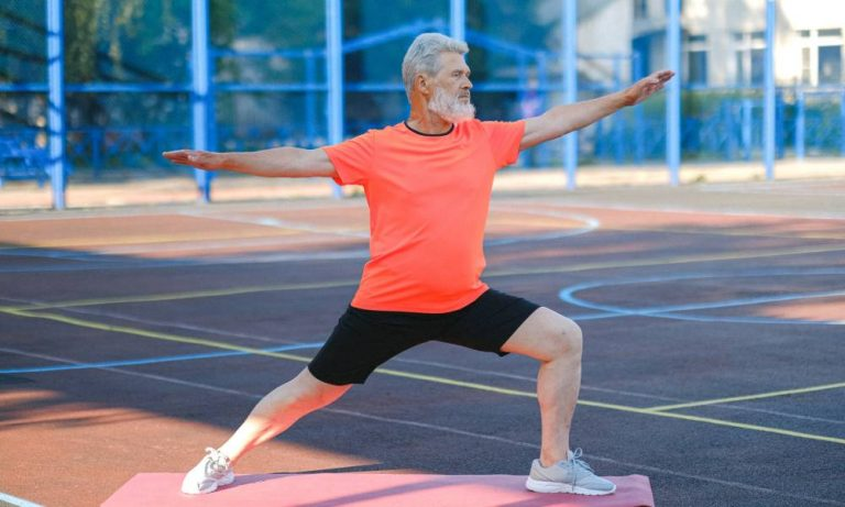 build muscles after 50