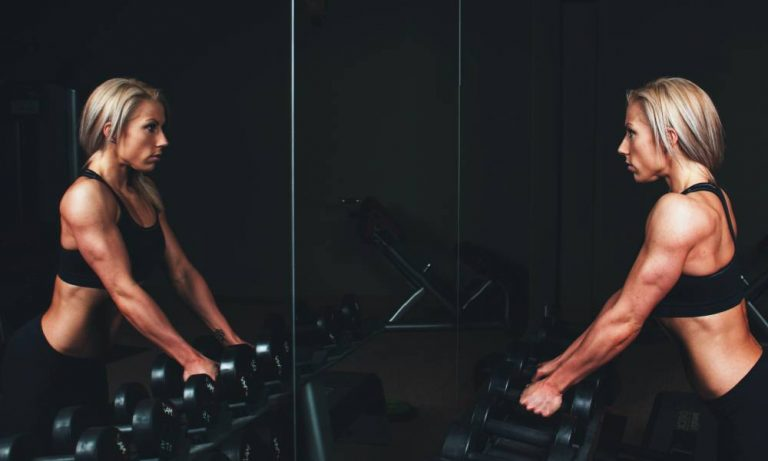 why you are not gaining muscle mass