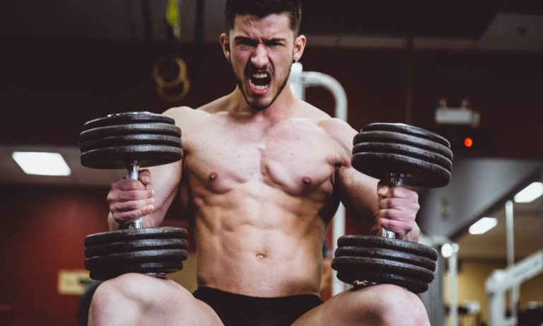 how to grow muscles fast
