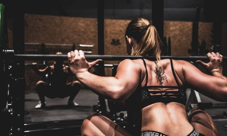 strength training women